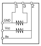 resitors-vd-voltage-divider-circuit