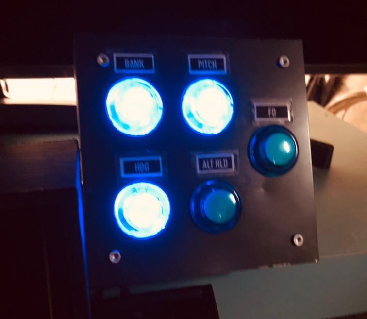 Arduino: HID, DCS-BIOS, LEDs. Donkey's AP Panel for Ka-50 ... on