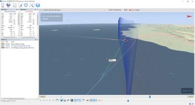 AIM-54A vs Su-27: 30nm, 30000ft, Hot. Seeker defeated.