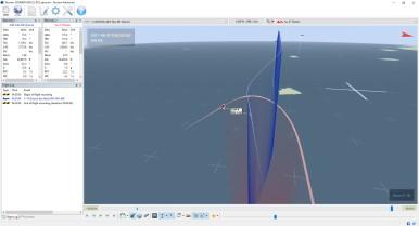 AIM-54A vs Su-27: 30nm, 30000ft, Notching. Seeker defeated.