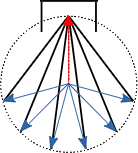 wvr-1-collision-course-TID-aircraft-stabilized-vectors